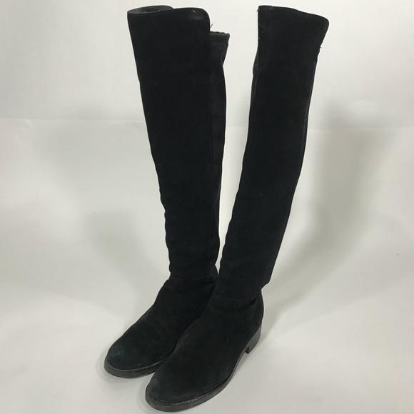 558063e63c0 Blondo Shoes - Blondo over the knee boots black sz 8.5 waterproof